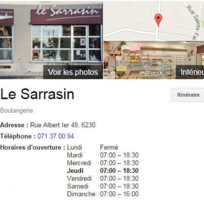 Sarrasin