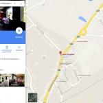 Nouveauté Google Maps et la recherche locale