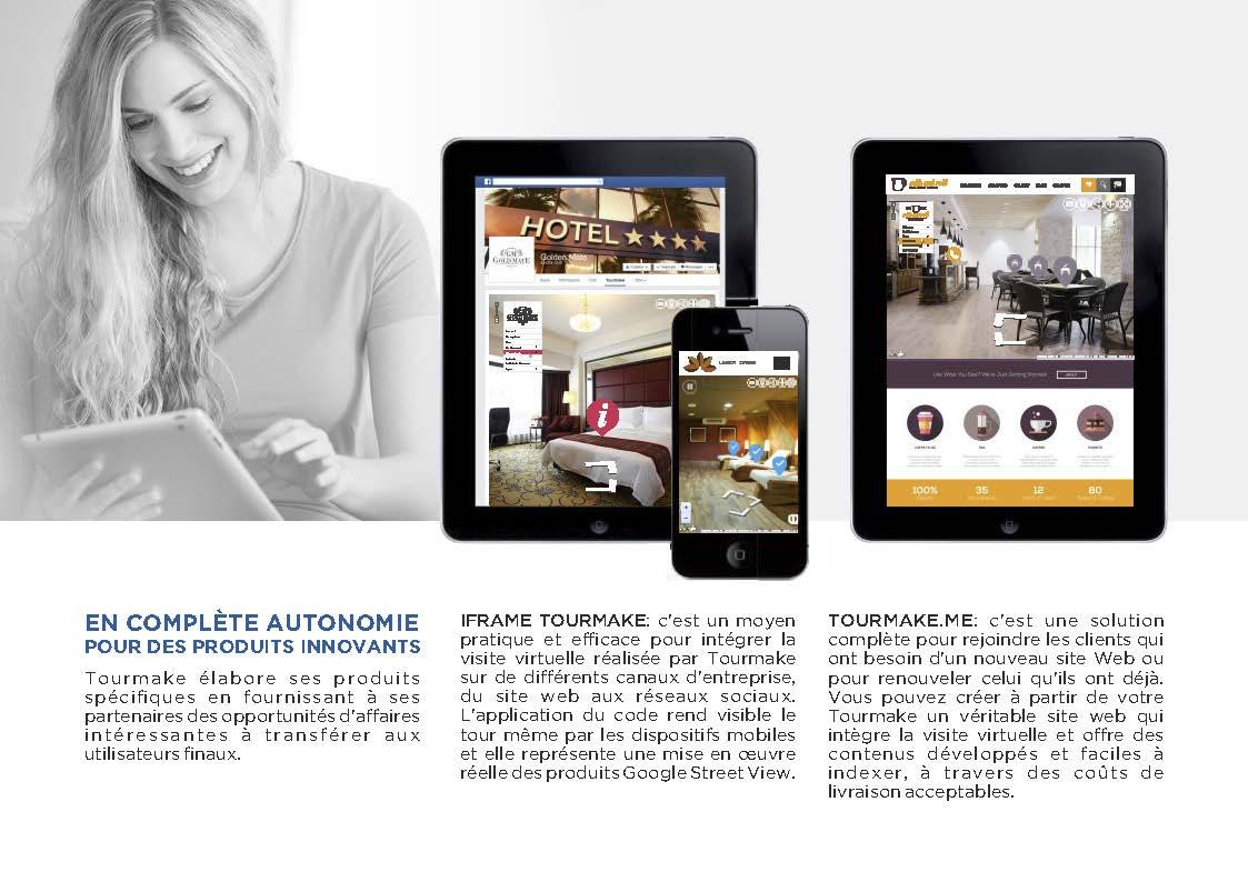 l'IFrame Tourmake c'est un moyen pratique et efficace pour intégrer la visite virtuelle réalisée par Alain Prudhomme Photographe, sur de différents canaux d'entreprise du site web aux réseaux sociaux