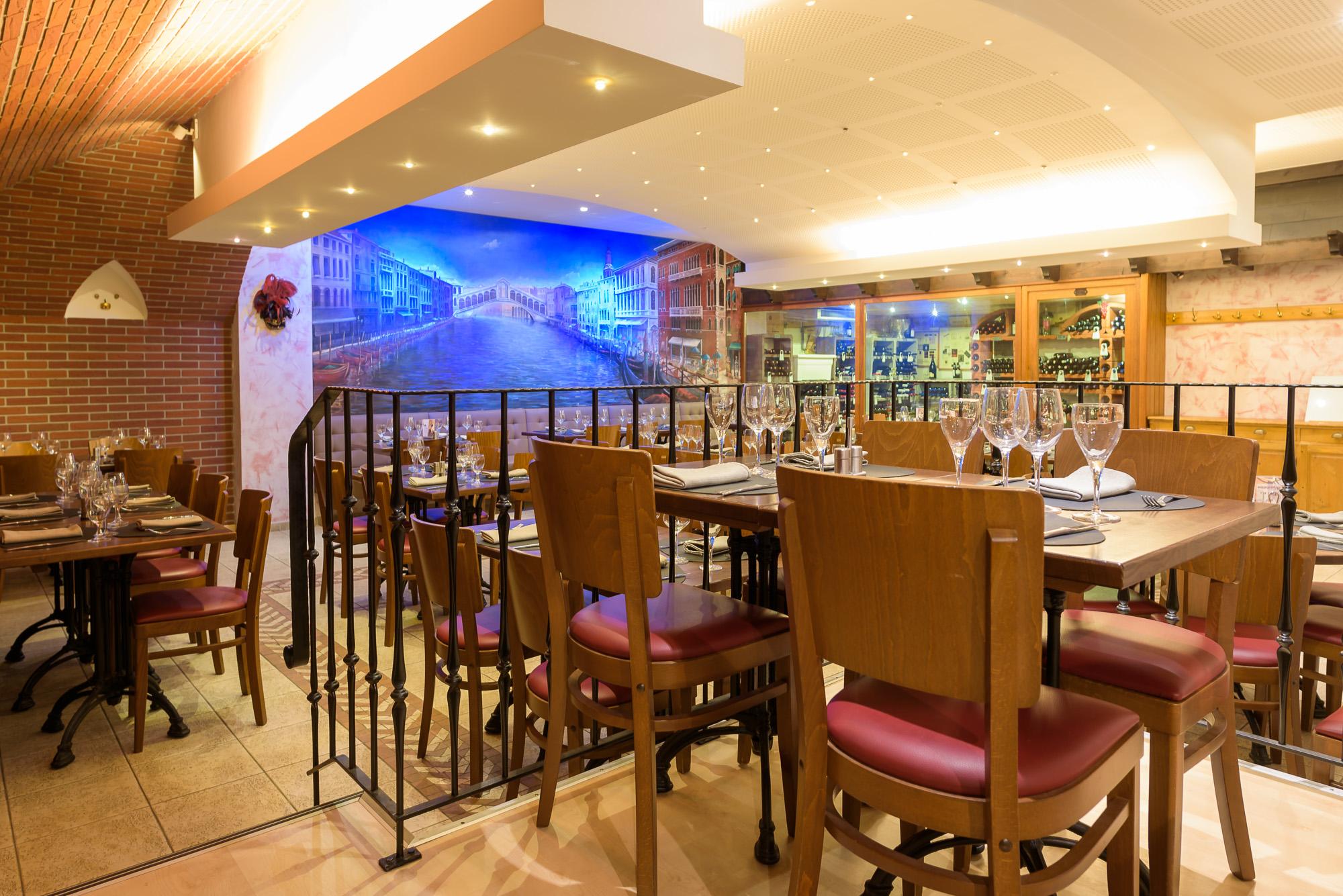 Restaurant Il Doge LLN